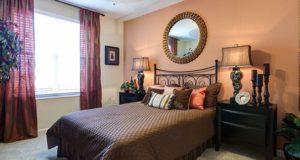 Addison Apartment Homes Bedroom
