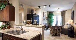Addison Apartment Homes Livingroom