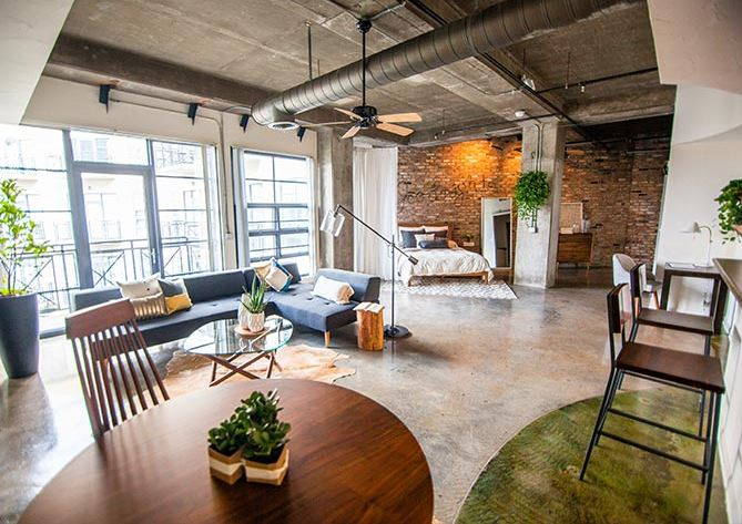 Addison Apartment Homes Loft