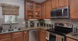 Addison Tx Townhomes Kitchen