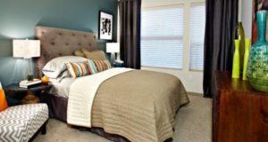 Dallas Cityplace Master Bedroom