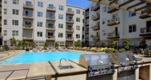 Dallas Cityplace Pool