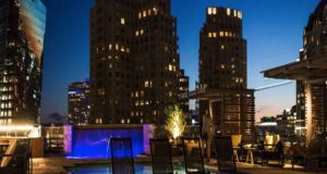 Dallas Uptown Highrise Luxury Pool