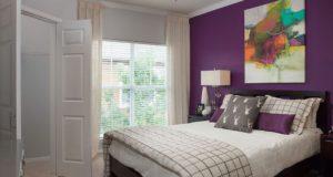 Knox Henderson Apartment Homes Bedroom