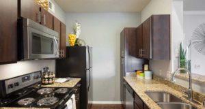 Knox Henderson Apartment Homes Wood Floors