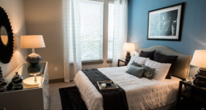 Uptown Dallas Luxury Bedroom