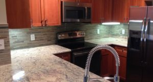 Uptown State Thomas Apartments Upgraded Kitchen