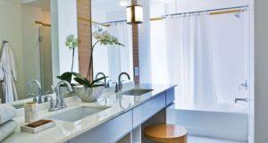Downtown Dallas Apartment Homes Bath
