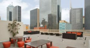 Downtown Dallas Apartment Homes Rooftop