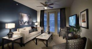 Henderson Apartment Homes Livingroom