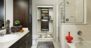 Henderson Apartment Homes Master Bath