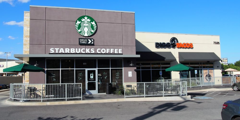 Lakewood Starbucks