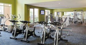 Medical District Apartment Homes Fitness