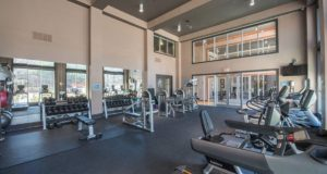Victory Park Apartment Homes Fitness