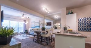 Victory Park Apartment Homes Living