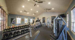 Greenville Ave Luxury Townhomes Fitness Center
