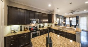 Greenville Ave Luxury Townhomes Kitchen