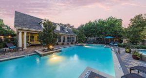 Greenville Ave Luxury Townhomes Pool