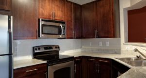 Henderson Ave Apartment Homes Stainless Steel