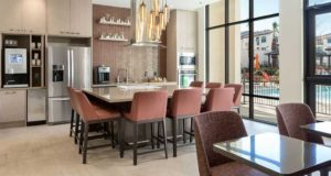Las Colinas Apartments Lounge