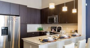 Las Colinas Apartments Luxury Kitchen