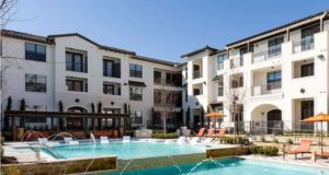 Las Colinas Apartments Pool