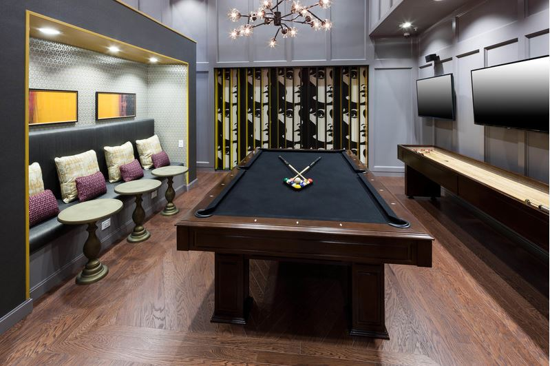Oaklawn Apartment Homes Resident Billiards