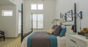Richardson Cityline Apartment Homes Master Bedroom