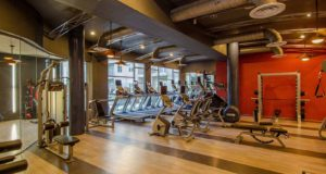 Richardson Cityline Fitness Center