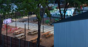 Trinity Groves Apartment Homes Beer Garden