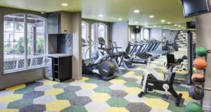 Turtle Creek Highrise Fitness
