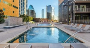 Uptown Highrise Resort Style Pool